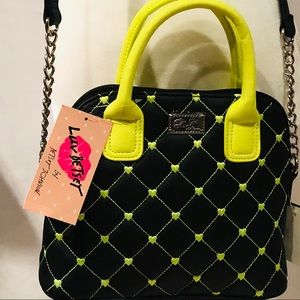 NWT Betsey Johnson Handbag